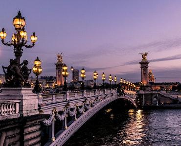 Photogenic spots in Paris