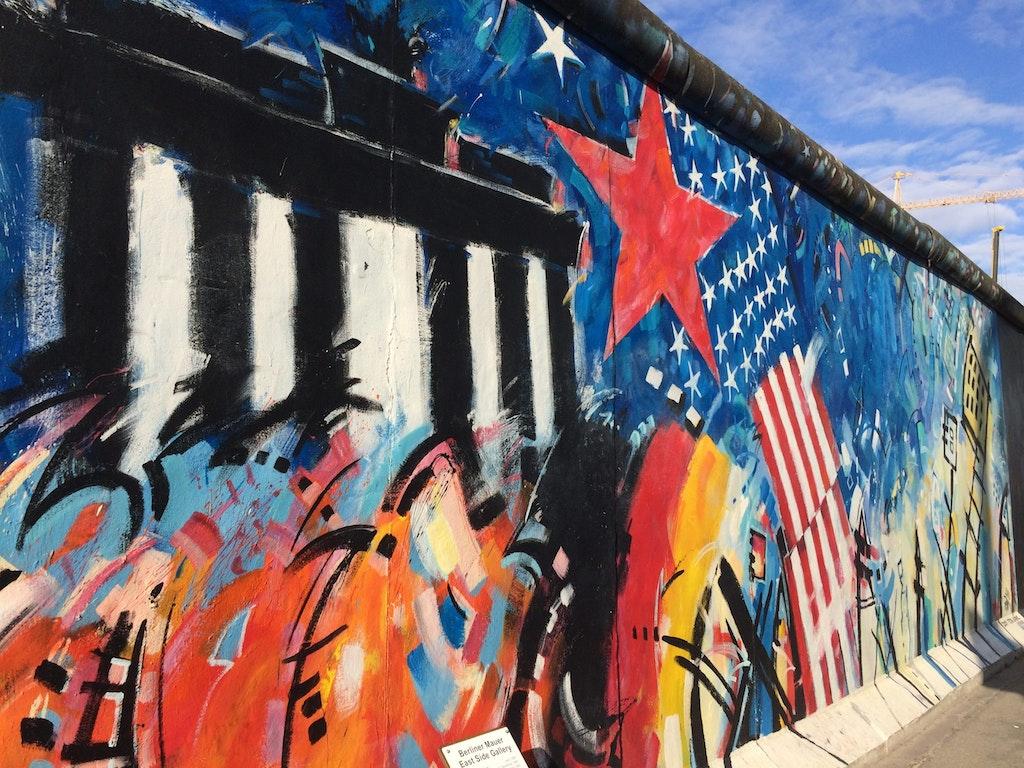 Berlin Wall, Germany