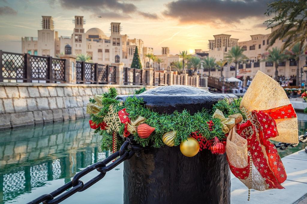 Madinat Jumeirah Festive Market
