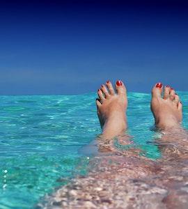 Bikini Beaches in Maldives