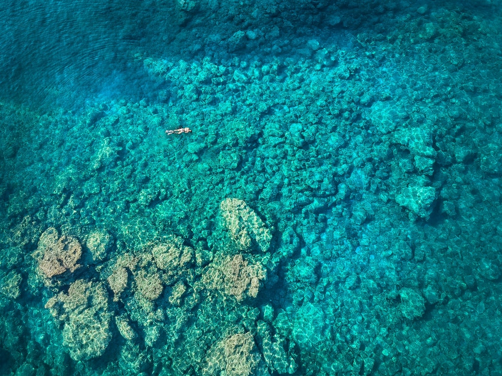 Snorkelling in Amed