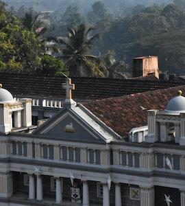 A church in Kottayam
