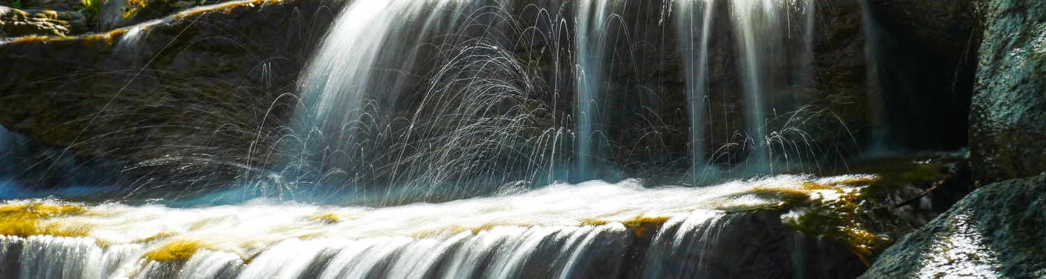 A lovely click of a waterfall