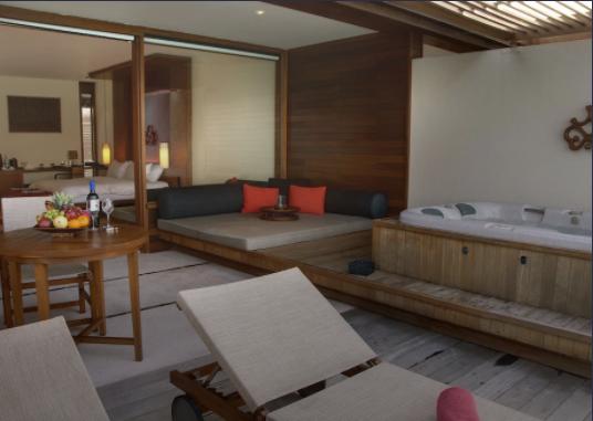 Rooms at Paradise Island Resort