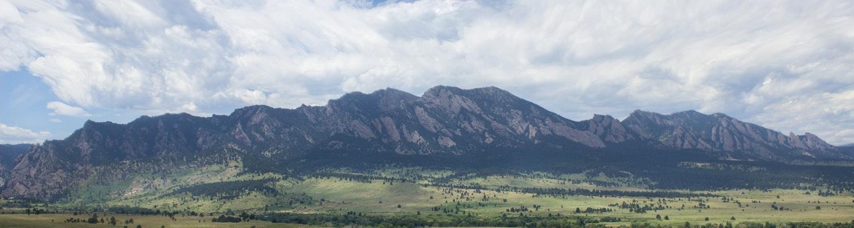 Boulder in Colorado