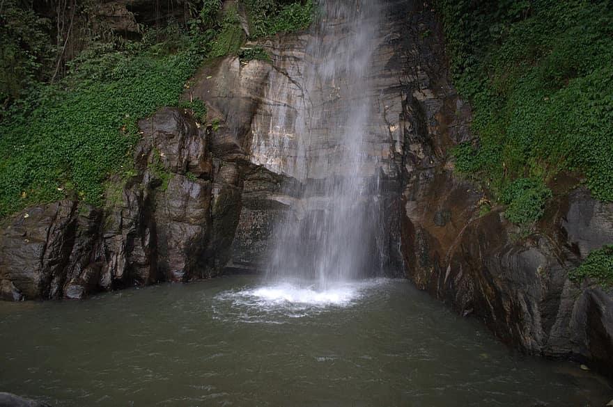 Devarakolli falls