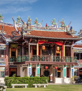 A place in Penang
