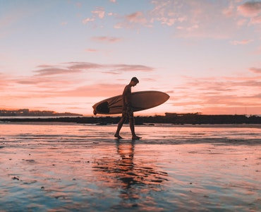 surfing in turkey