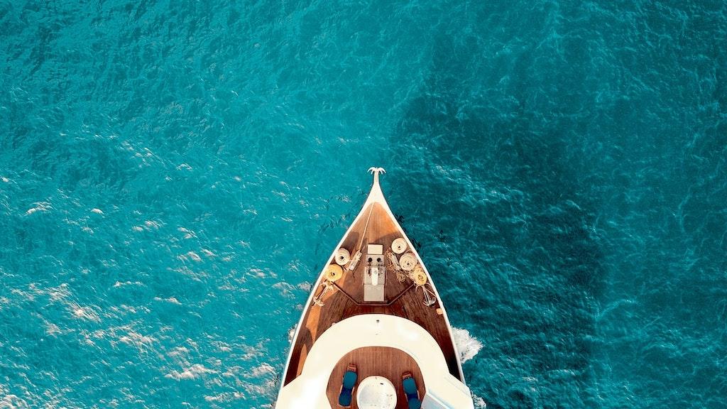 Delhi to Maldives by boat