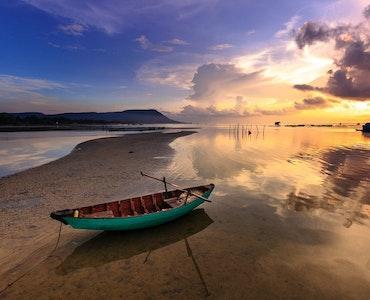 An island in Vietnam