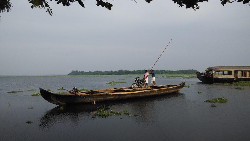 Pathiramanal Island, Best places to visit in Kumarakom