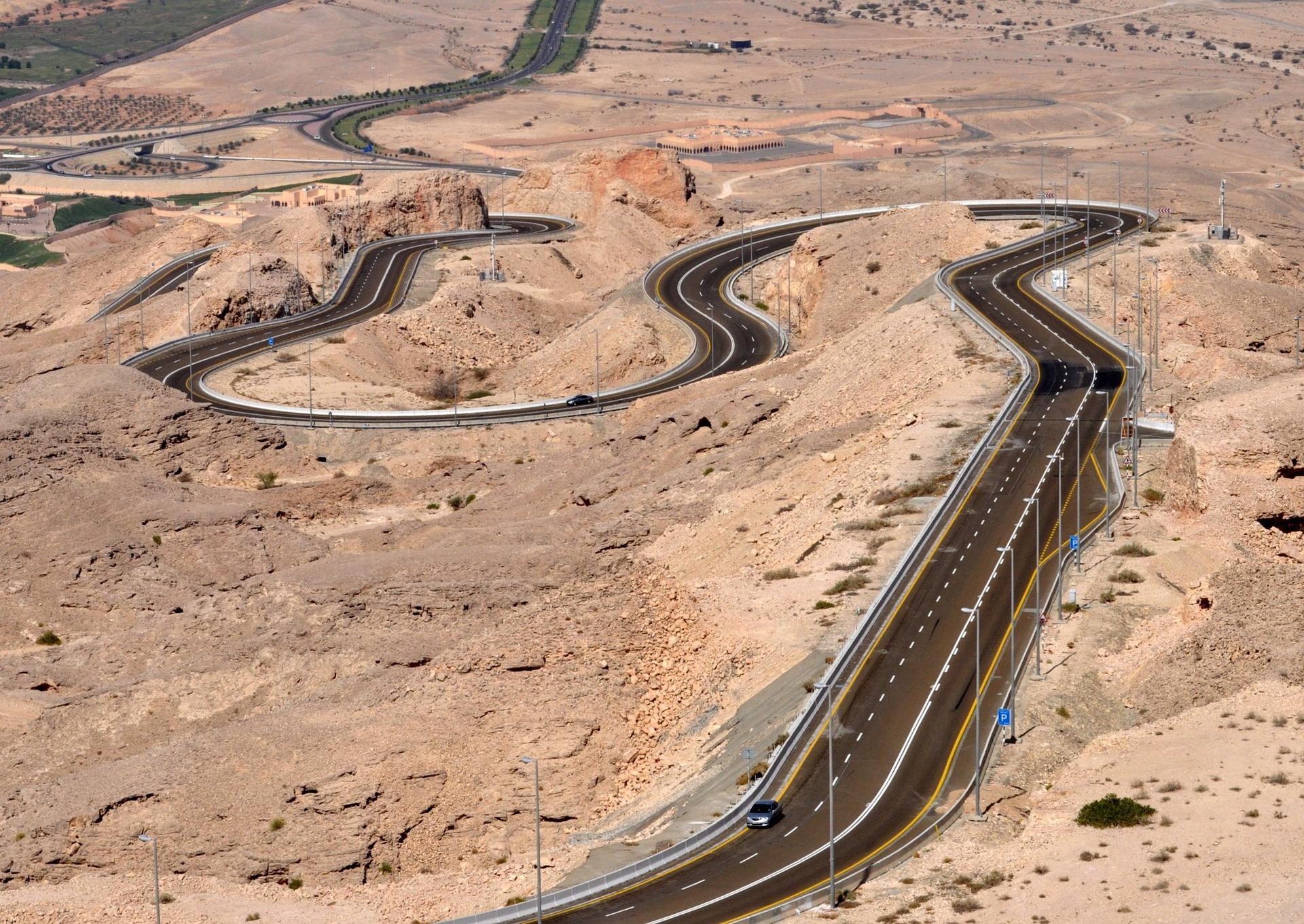 Al Ain mountain - Jebel Hafeet
