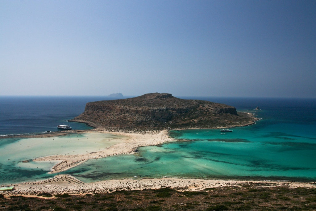 Crete, top destinations in Europe in April