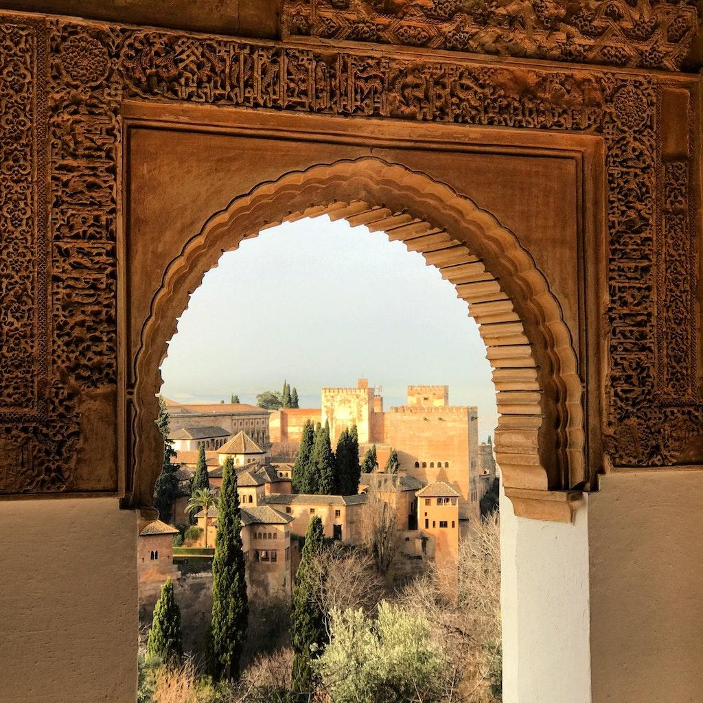 Alhambra de Granada, Spain