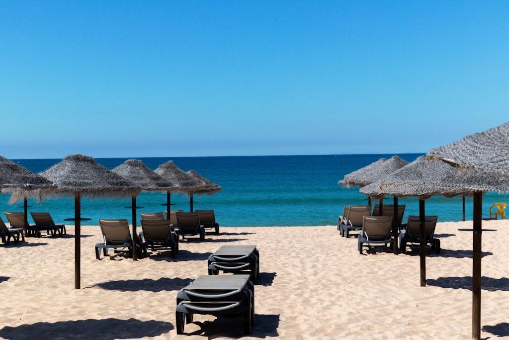 Algarve, top destinations in Europe in April