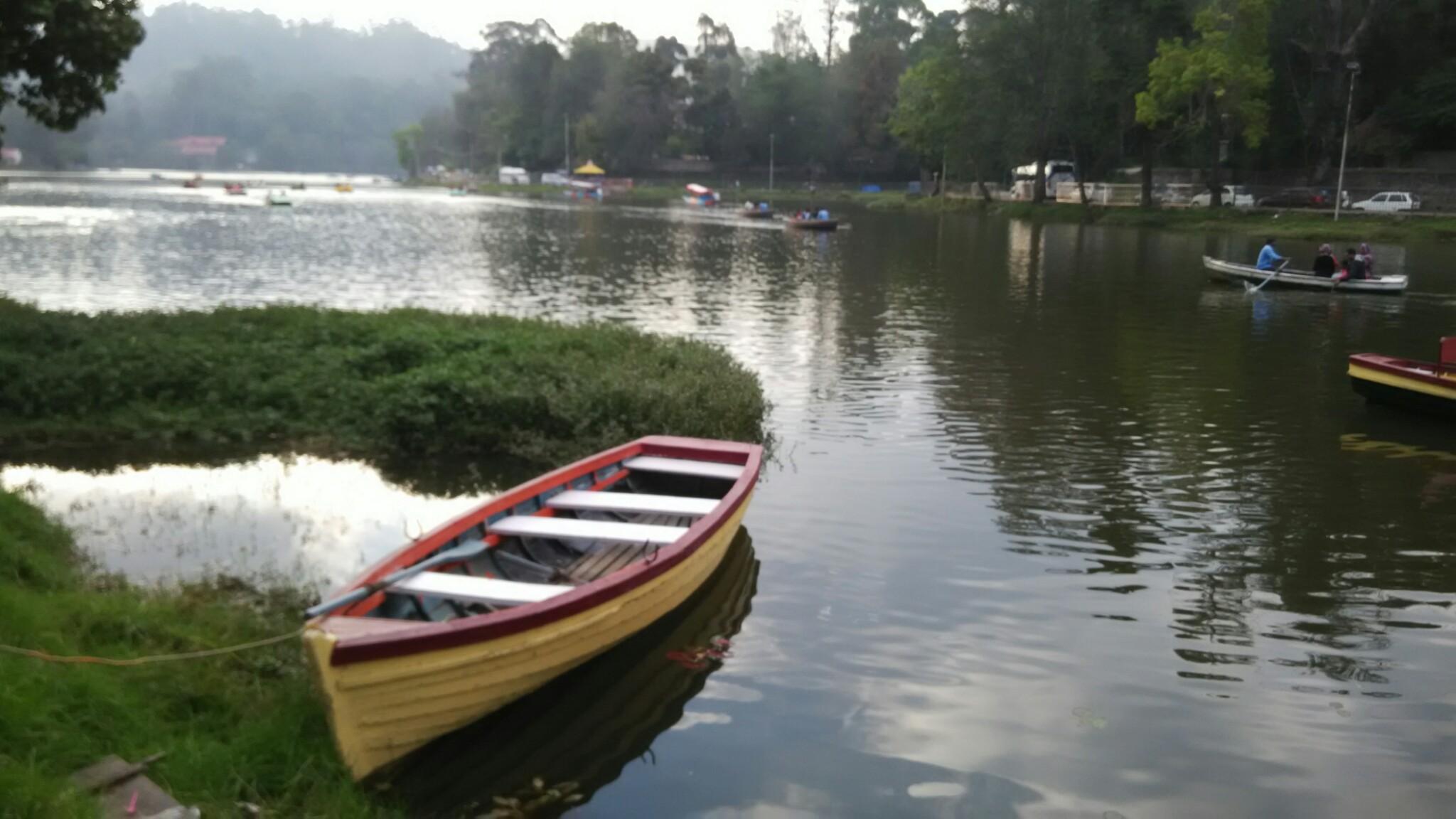 Kodaikanal Lake