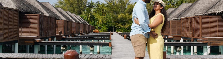 A picture perfect capture in Maldives