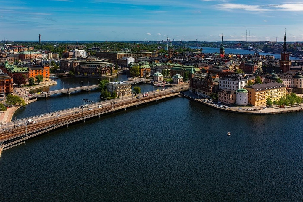 Stockholm, Sweden – The Girl with the Dragon Tattoo