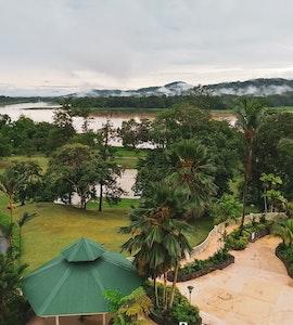 A beautiful click of a resort