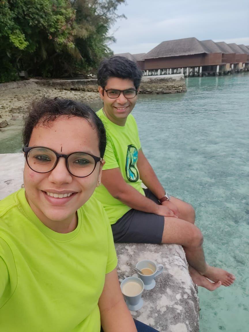 Maldives Honeymoon