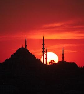 Turkey in August