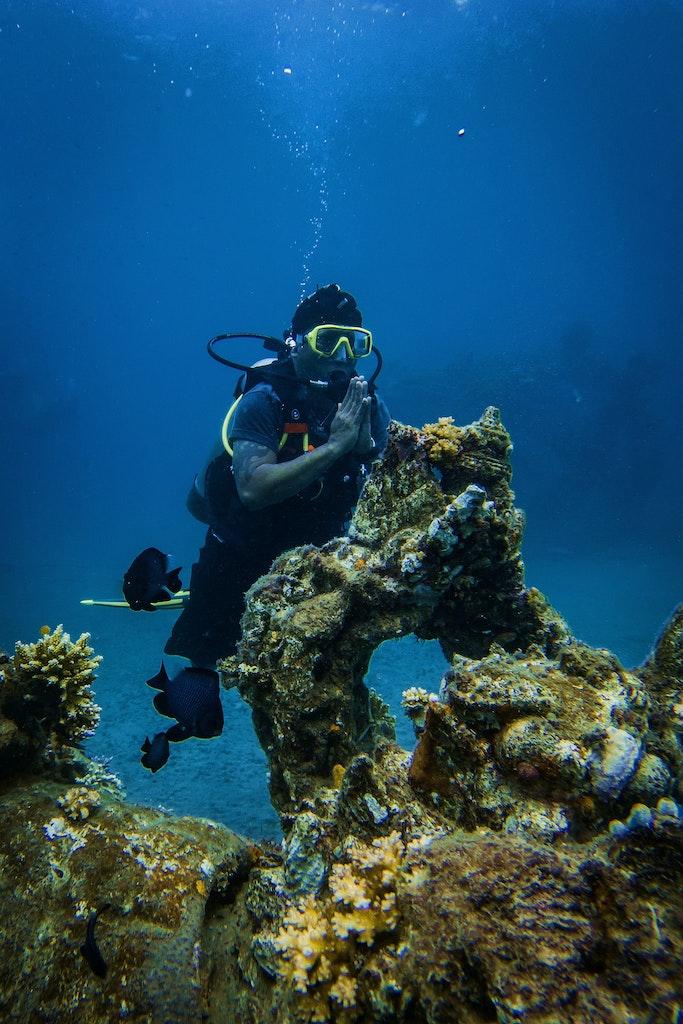 Underwater - Bali