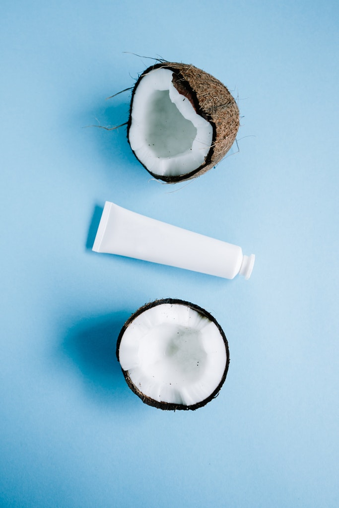 Coconut based Cosmetic, popular in the Maldives