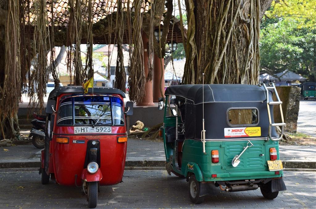 Autos in Sri Lanka