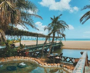 Beachside Pool Villa