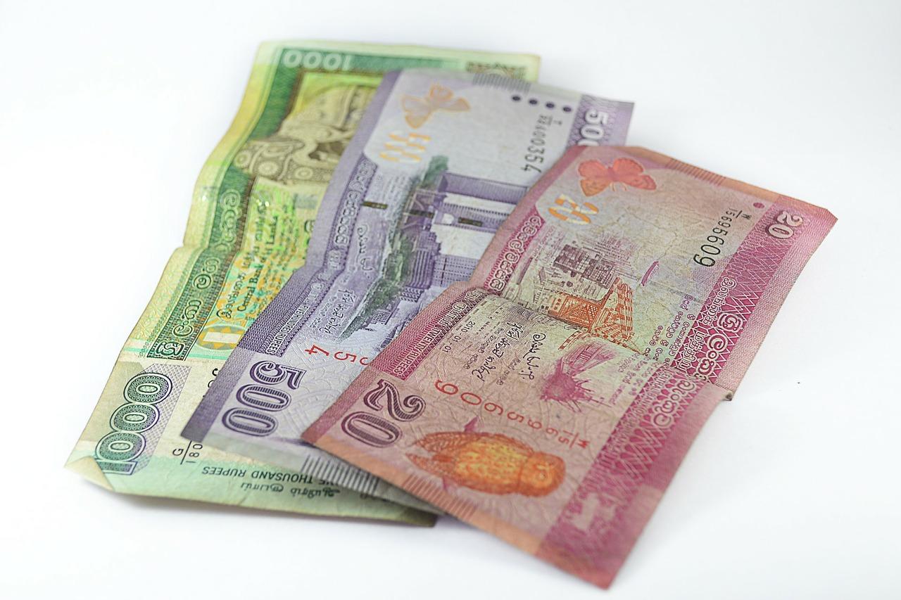 Sri Lankan currency