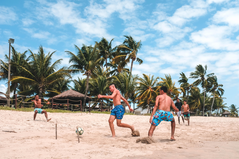 By the Beach - Bali - Friends