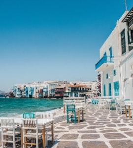 Greece in October
