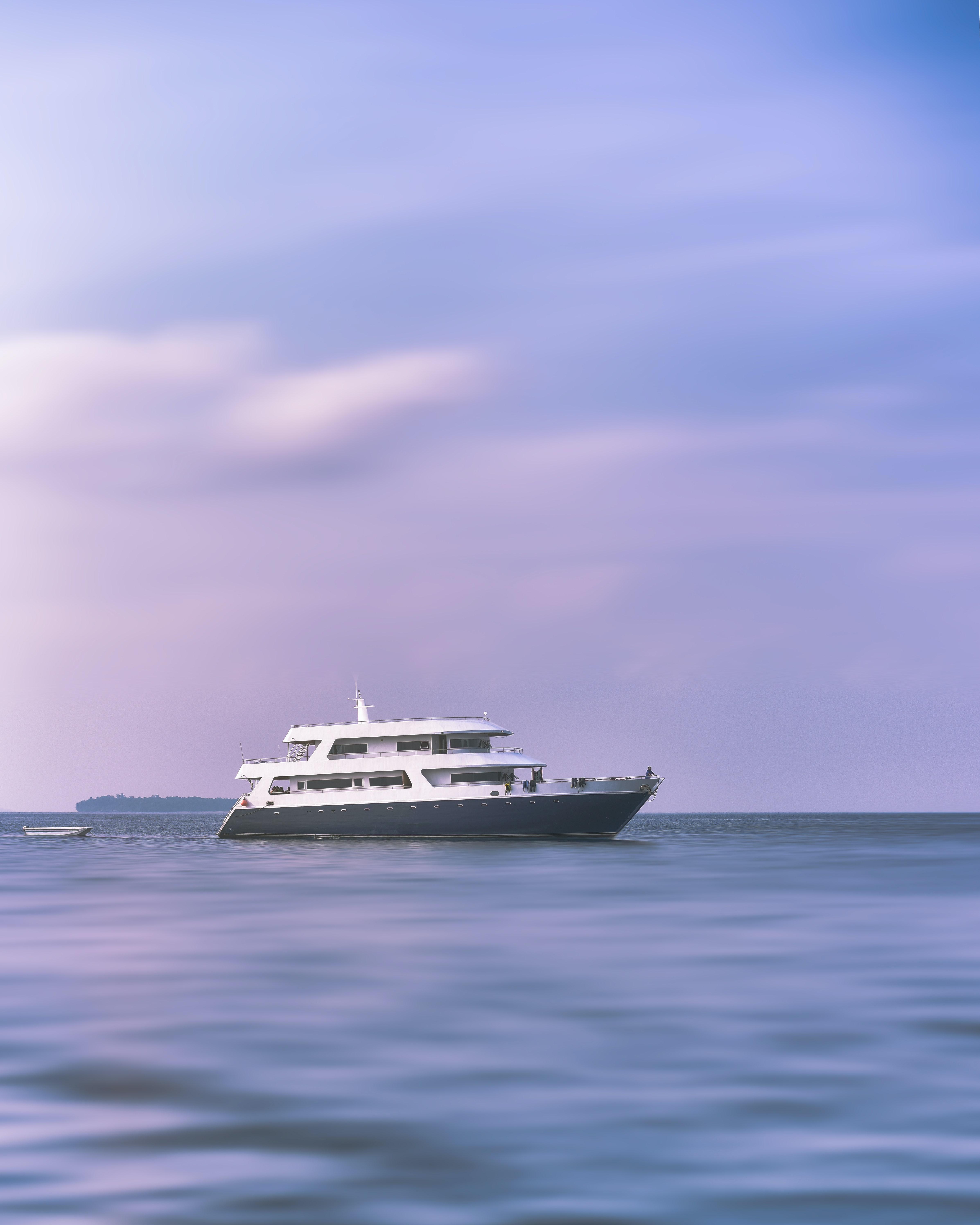 A Cruise at the Maldives