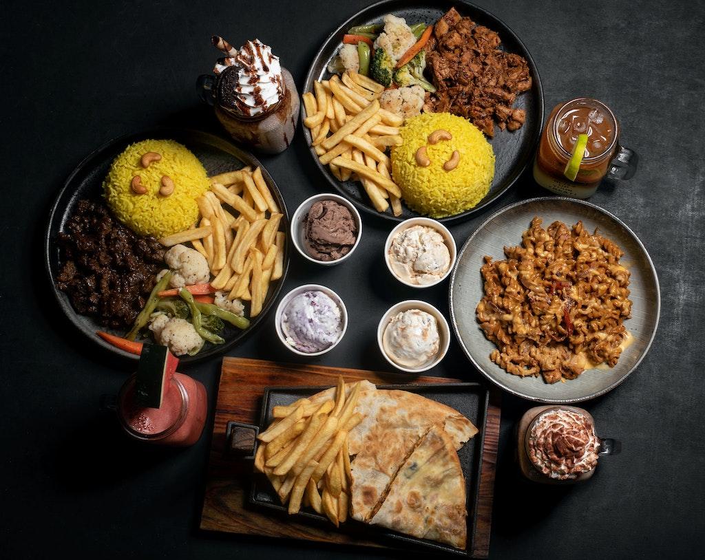 Food in Maldives