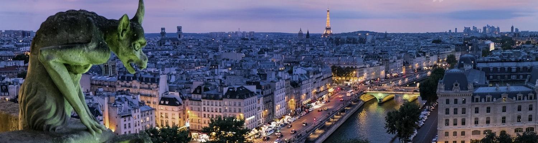 Iconic Landmarks in Europe