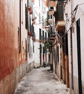 a street in Spain