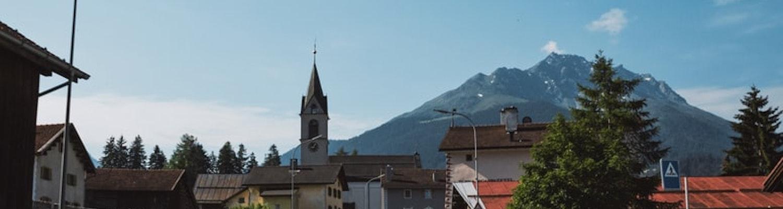 Switzerland in July