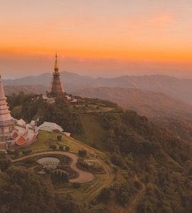 Thailand in October