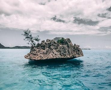 Indian ocean vacation
