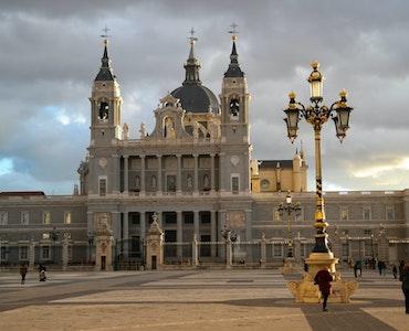 Spain in March