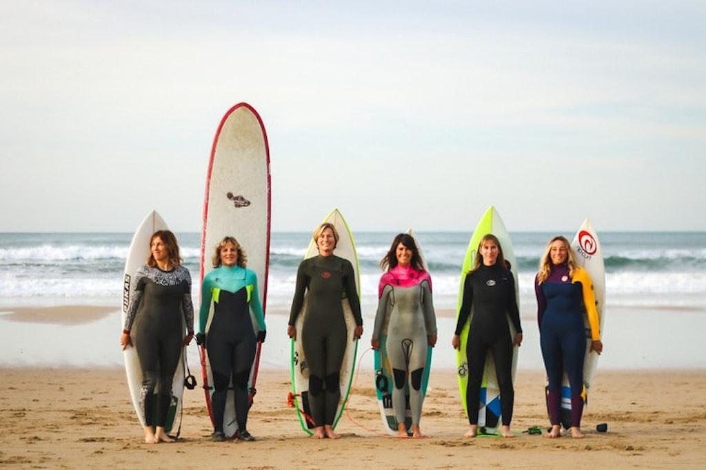 water-sports in Spain