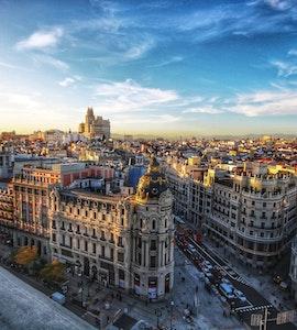 Spain in February