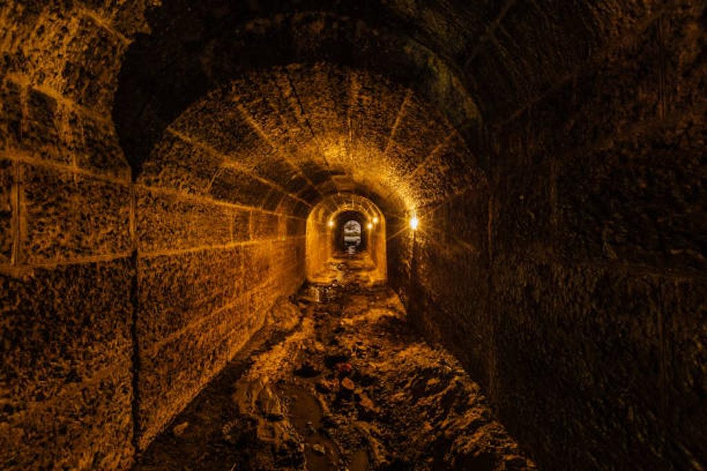Underground ghost tour, things to do in Edinburgh