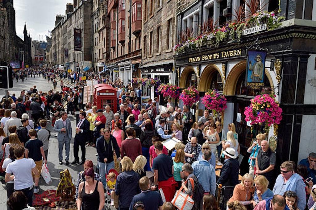 Royal Mile, best things to do in Edinburgh