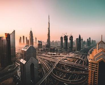 Dubai from Mumbai