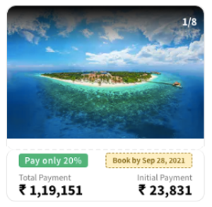 Reethi Faru, Maldives - 2N In Deluxe Beach Villa & 1N In Water Villa - All Inclusive