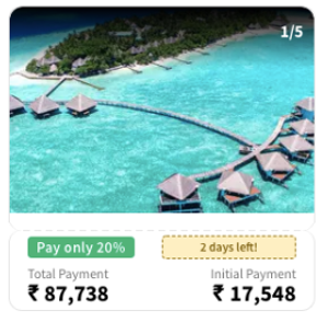 3 Nights Stay At Adaaran Club Rannalhi, Maldives - All Inclusive