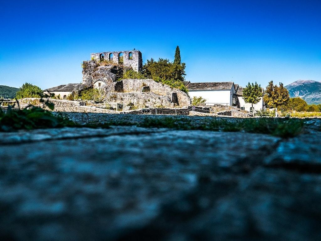 Castle of ioannina , Best Castles in Greece