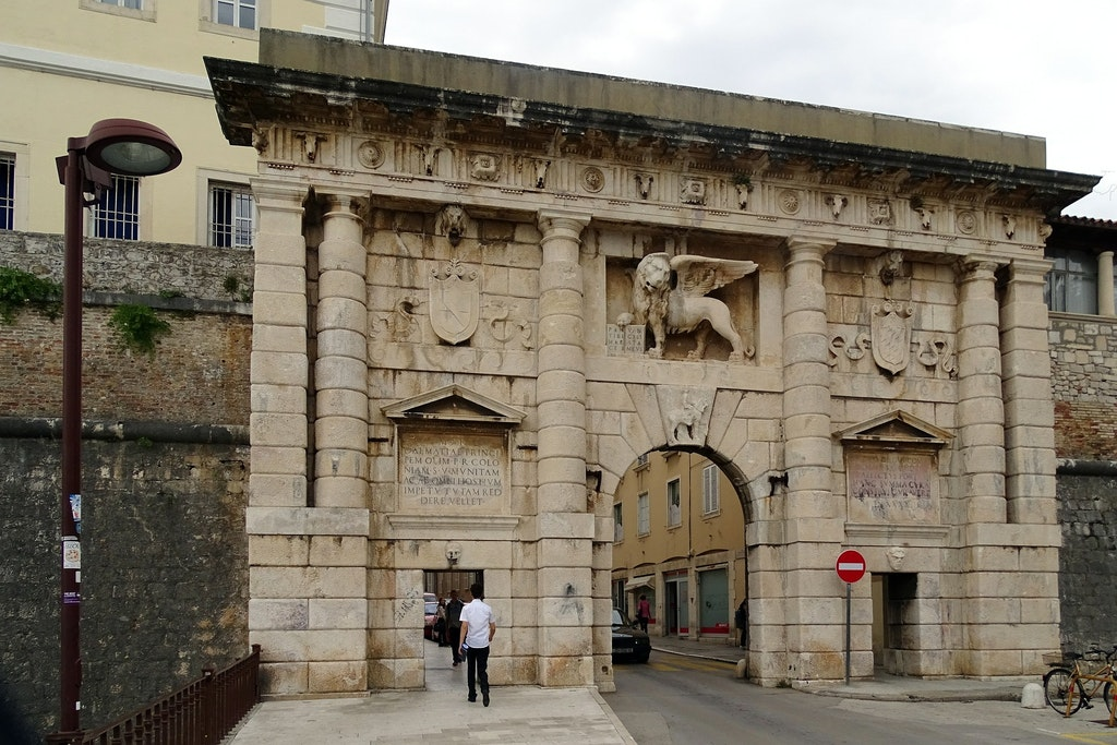 Discover The Past At Gates & Walls, Gate of Zadar
