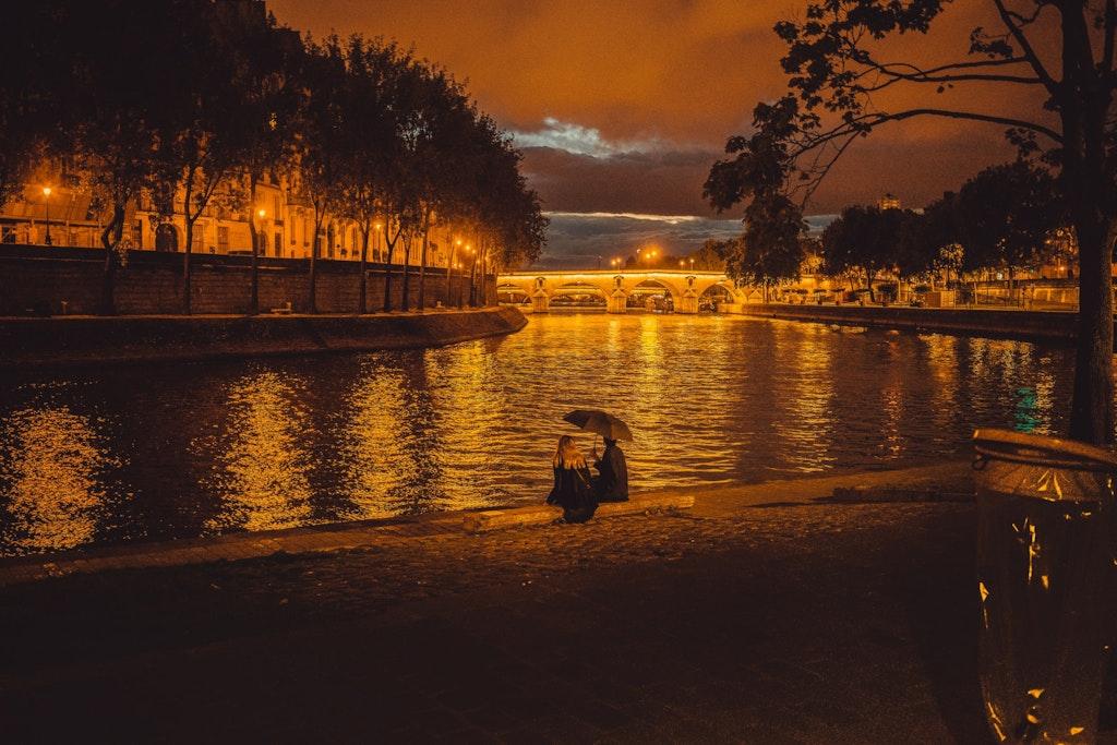 La Seine, Paris, France, Things to do in Paris in Winter